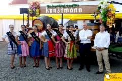 Reinas Bierfest Kunstmann 2017, Armin Kunstmann y Omar Sabat