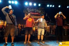 Competencias en Bierfest Kunstmann 2017