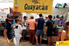 Cerveza Guayacán en el Bierfest Santiago 2016