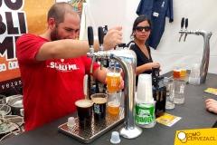 Cerveza Sublime en el Bierfest Santiago 2016