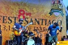 Piedra Negra (Tributo a Pearl Jam) - Bierfest Santiago 2017