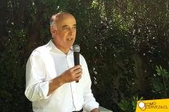 Pascual Ibáñez en el lanzamiento Guía de la Cerveza en Chile 2017