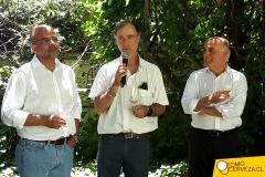 Mario Ávila, José Antonio Alcalde y Pascual Ibáñez
