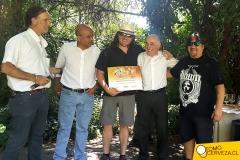 Cerveza Caudillo y Copper en premiación de la Guía de la Cerveza en Chile 2017