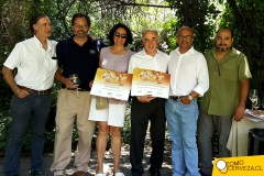 Cerveza Szot en premiación de la Guía de la Cerveza en Chile 2017