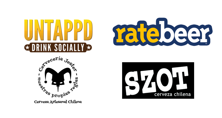 Untappd RateBeer Chile