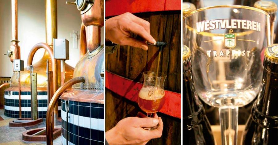 Tour cervecero a Bélgica