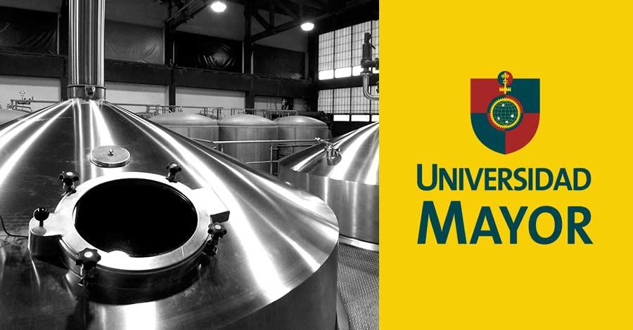 Curso Elaboración y Mercado de la Cerveza Artesanal en Universidad Mayor