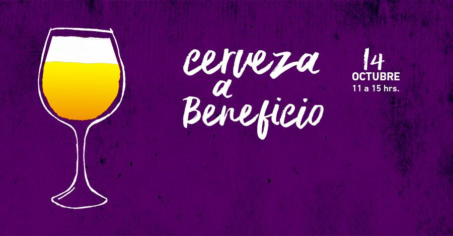 Cerveza a Beneficio
